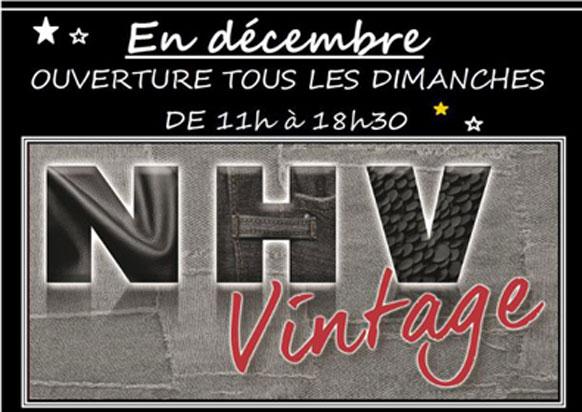 NHV Vintage décembre Le Mans