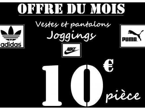 joggings Le Mans