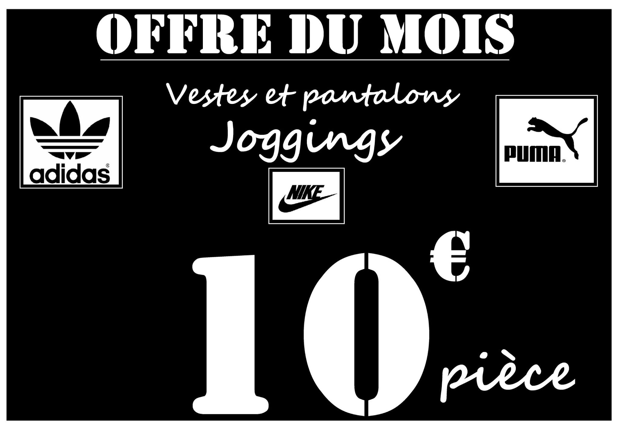 joggings Le Mans