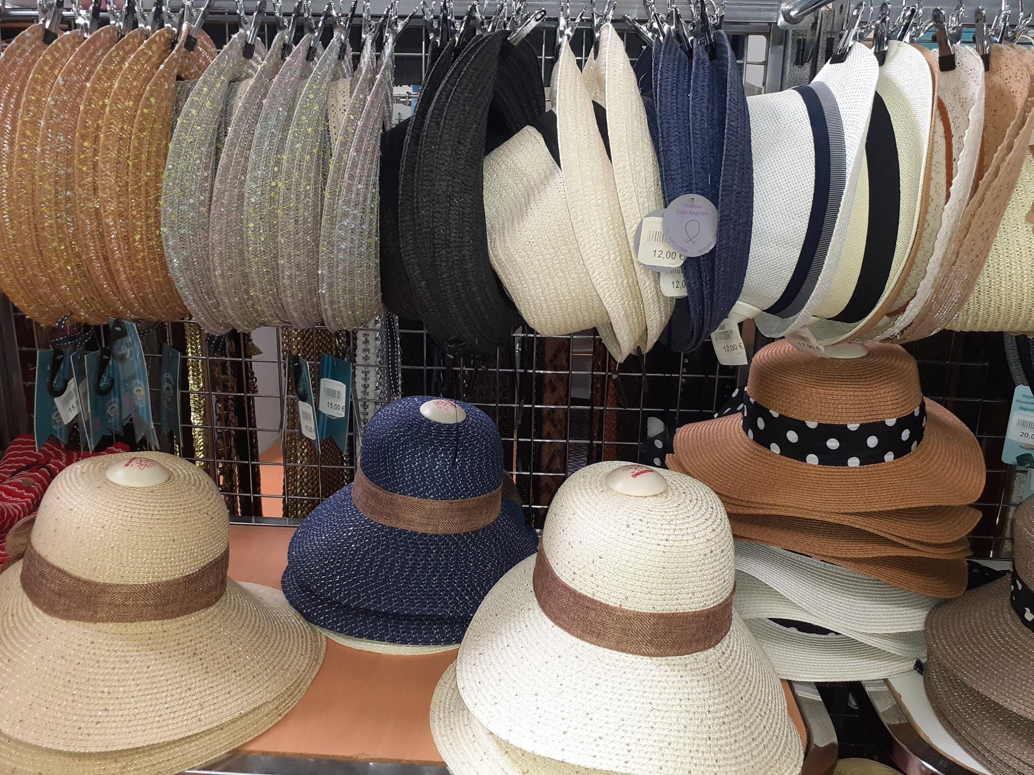 chapeaux Le Mans