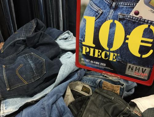 promo jeans et pantalons Le Mans