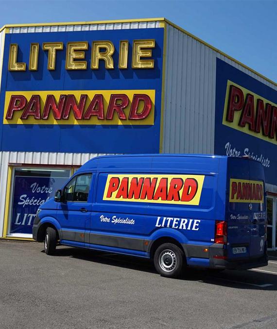 Magasin Literie Pannard - Saint-Berthevin & Mayenne