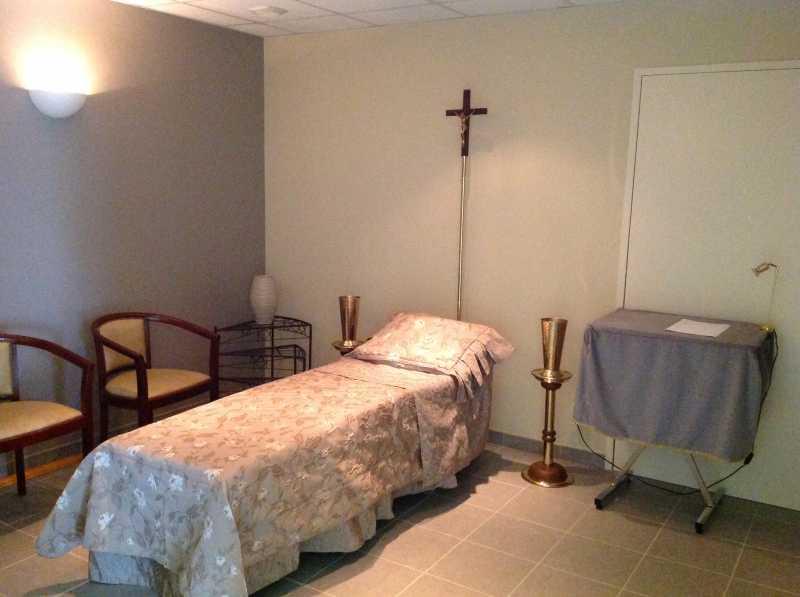 Deuxième salon funéraire des Pompes Funèbresdu Pays de l'Aven