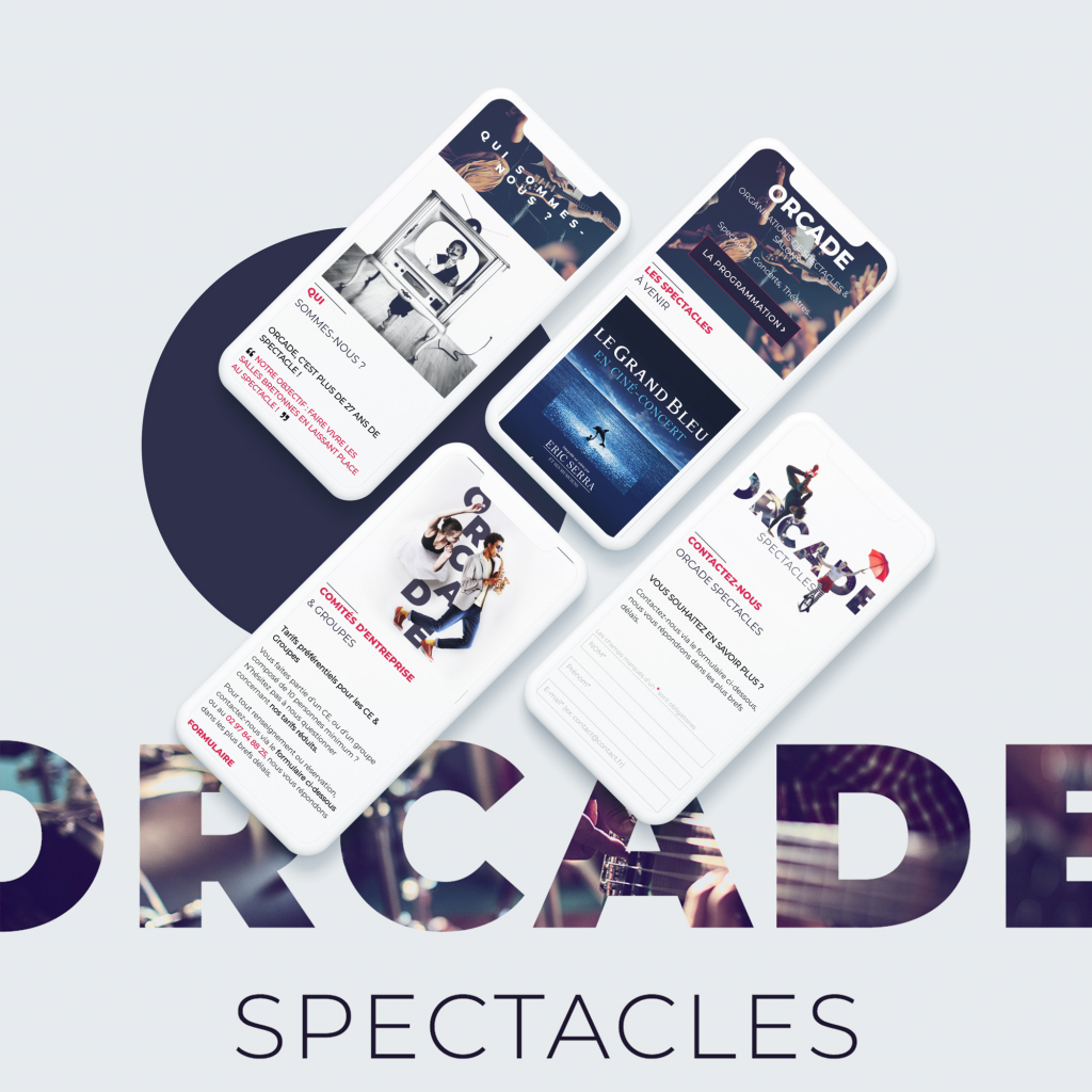 Orcade Spectacles