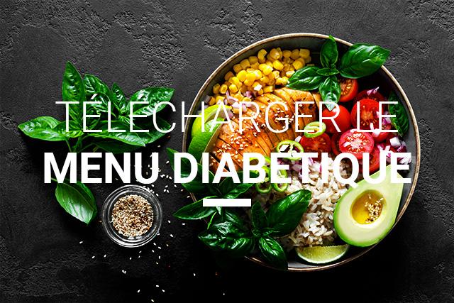 Menu Diabétique