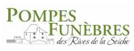 logo Pompes Funèbres des Rives de la Seiche