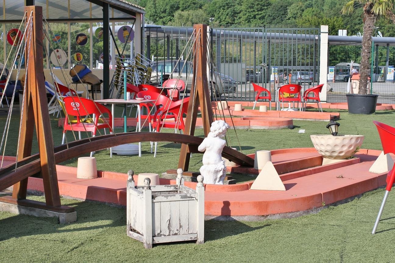 Mini-golf Schatzi Park