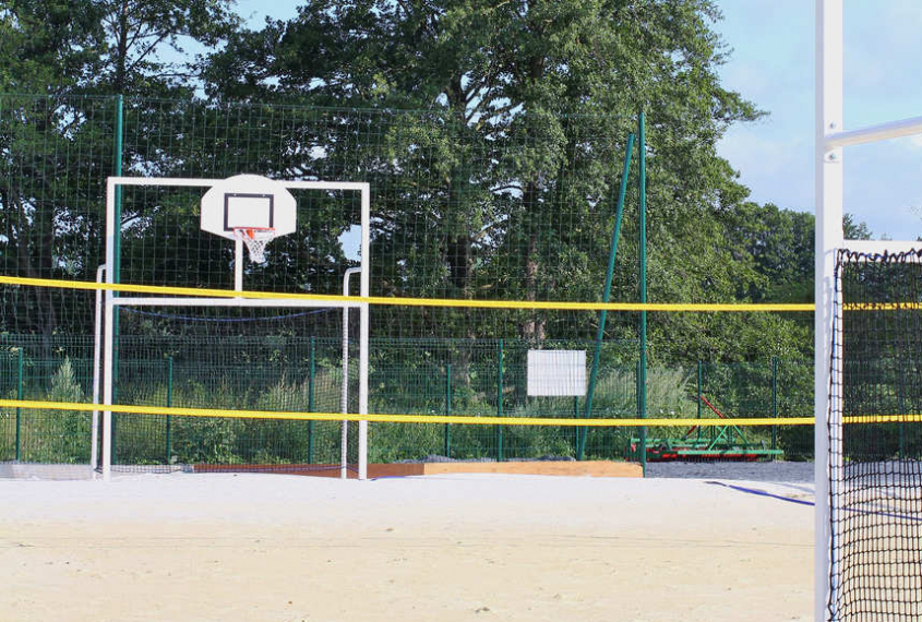 Schatzi Park : terrains beach volley