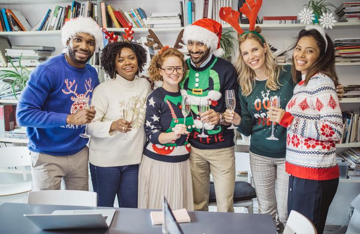 Professionnels : CE et arbres de Noël