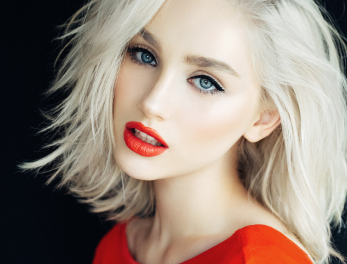 coloration blonde Auray