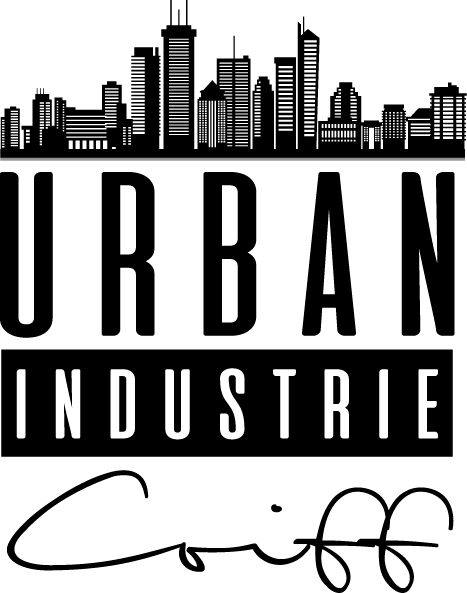 logo Urban Industrie Coiff Auray