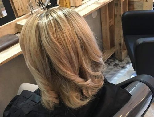 coloration blond Auray