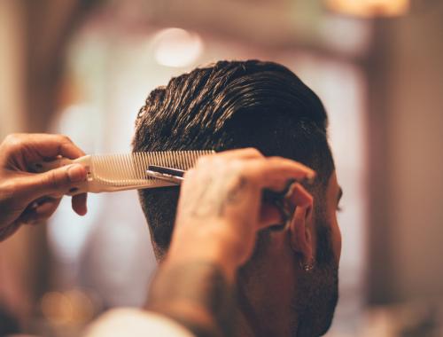 coiffeur homme Auray