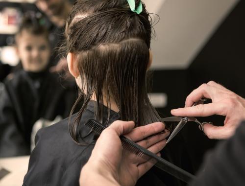 coupe cheveux enfant Auray