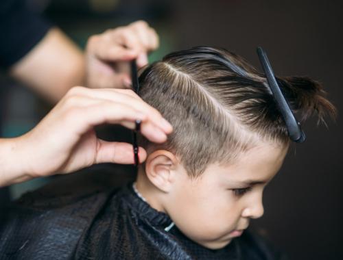 coiffeur enfant Auray