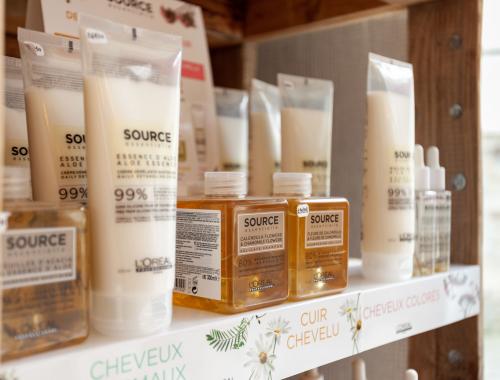 Source L'Oréal Auray