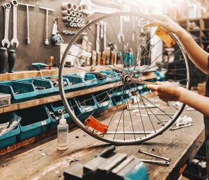 Réparation cycle