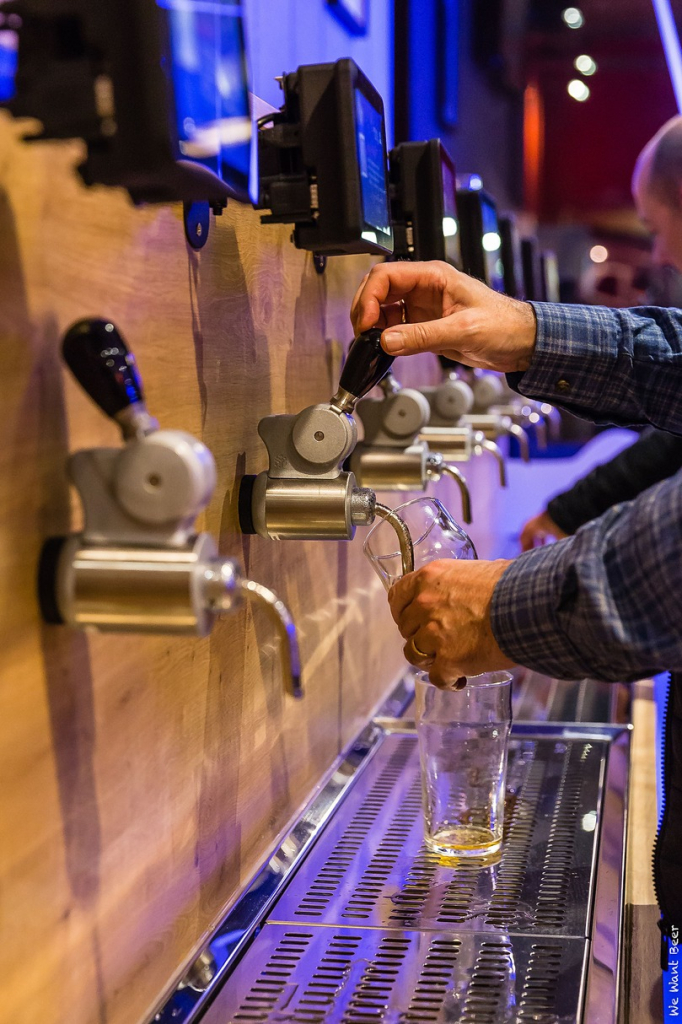tireuse à bières Brest