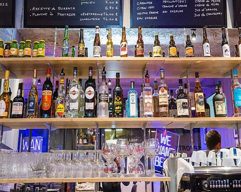bar alcool Brest