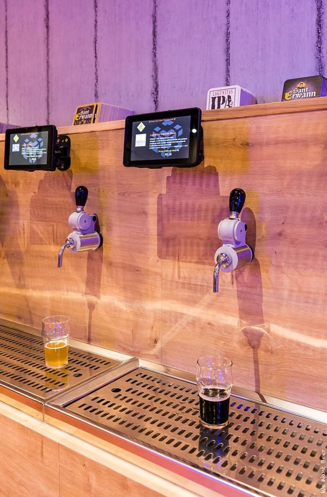 tireuse bière brune blonde Brest