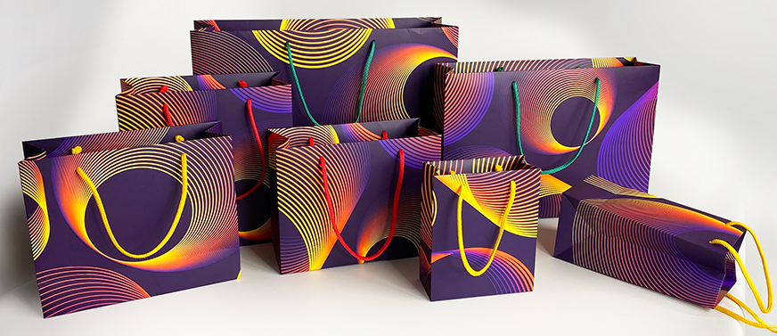 Пакеты из картона
