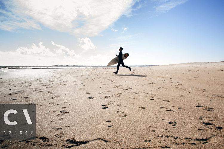 National beach lifeguard, outdoor programme, Tanagh Cavan