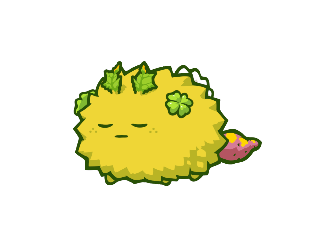 Axie #5799624 Plant 1800+ Cups, 0 Breed