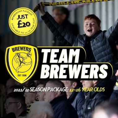 Join the Team Brewers
