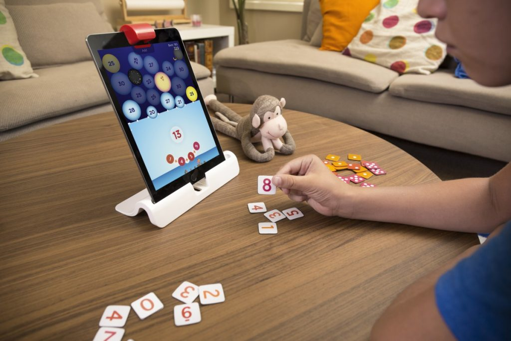 Osmo Genius Starter Kit for iPad as preschool toys