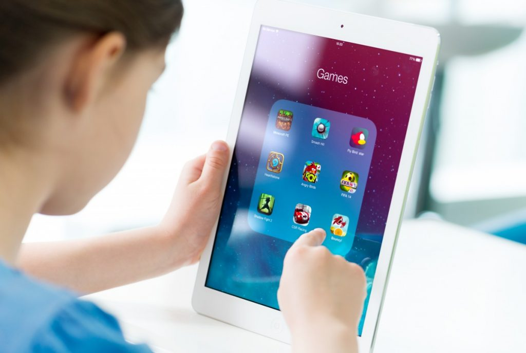iPad Games for preschool kids