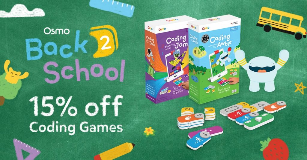 15% off on Coding Games
