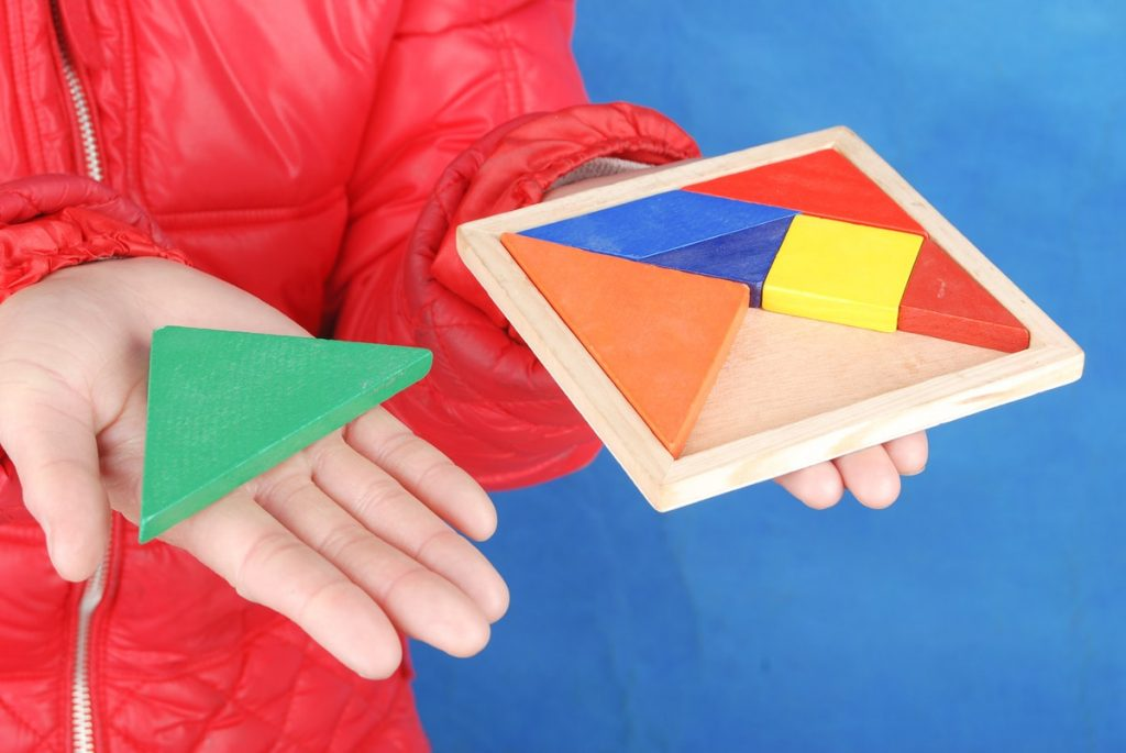 traditional tangram puzzles