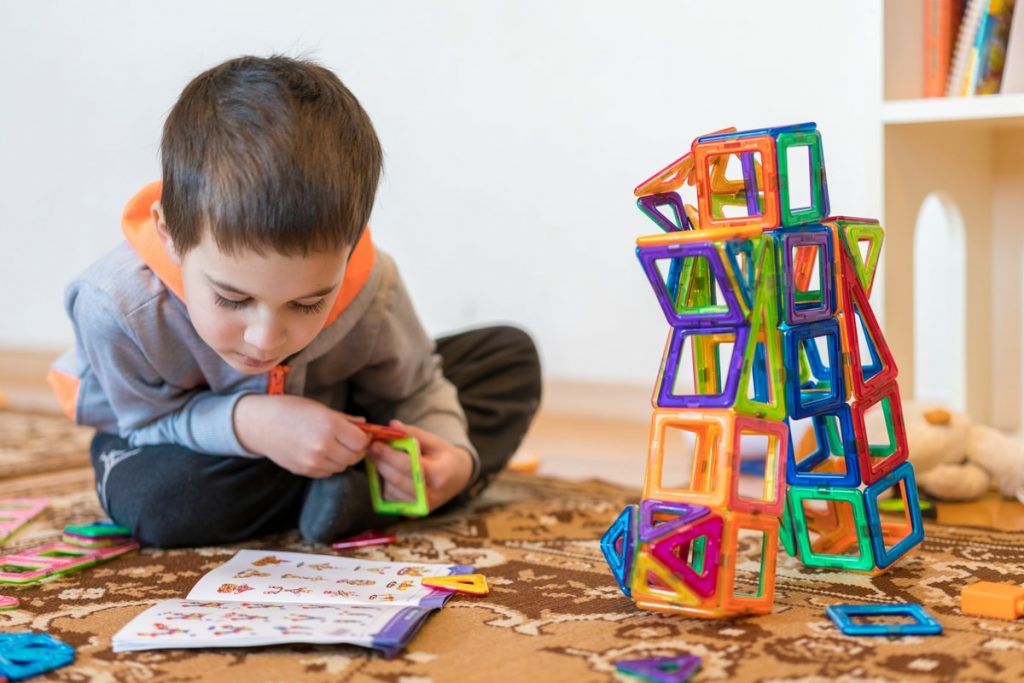 Creative and Educational Learning Game with Osmo