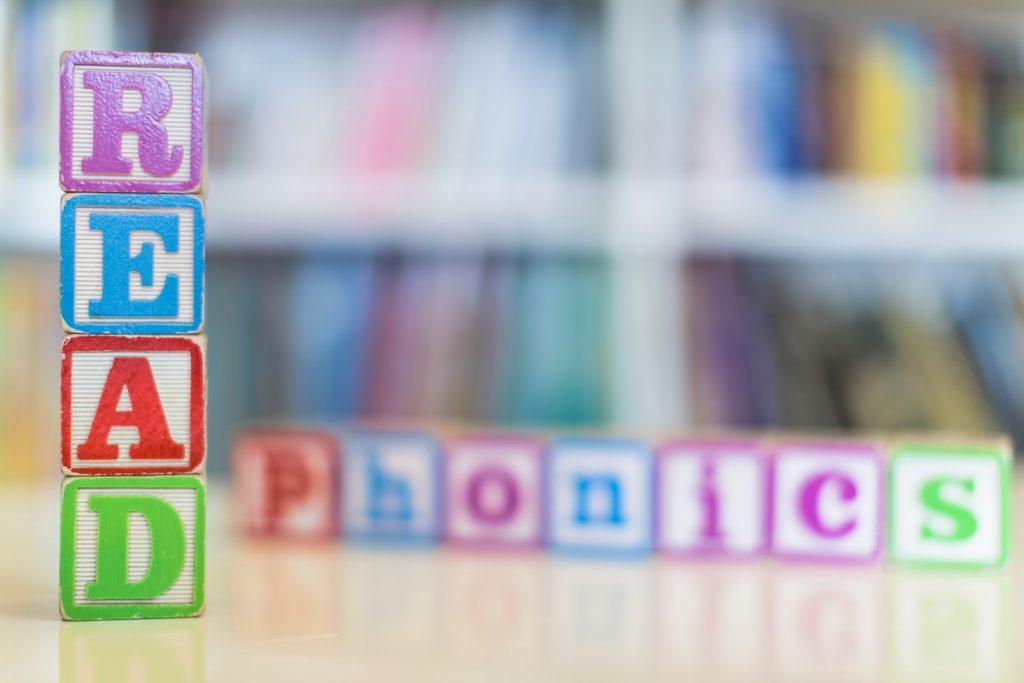 Phonics: Creative way of learning.