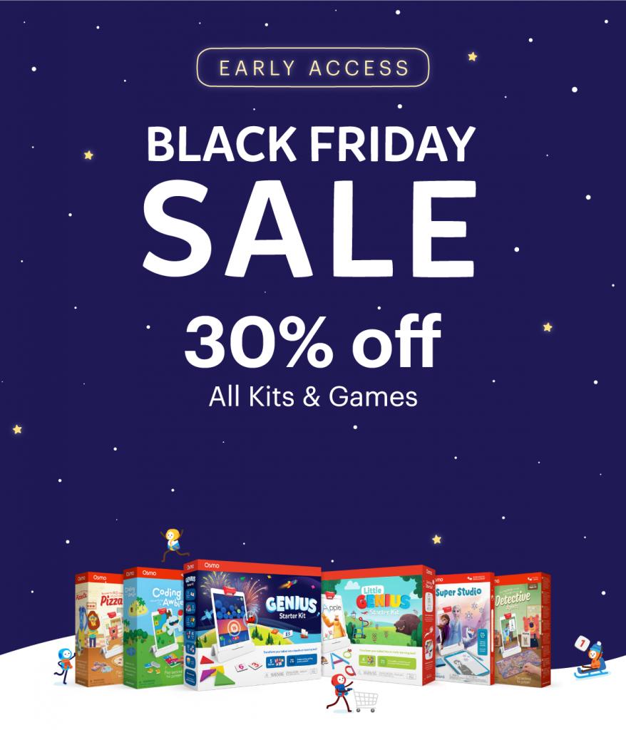 Osmo Black Friday 2019 Sale