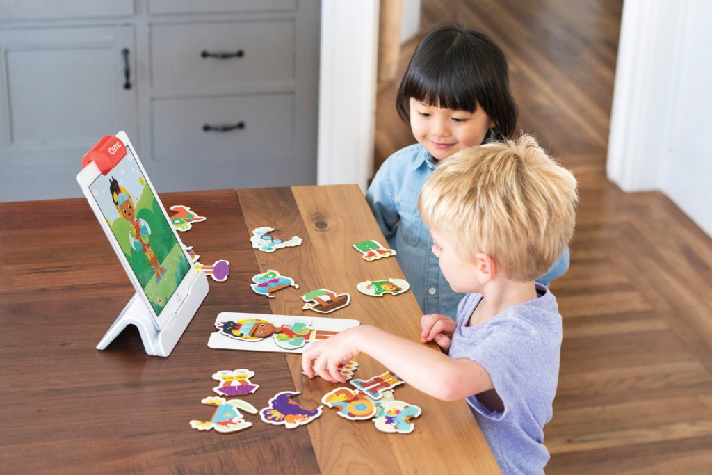 Creative and Interactive learning games