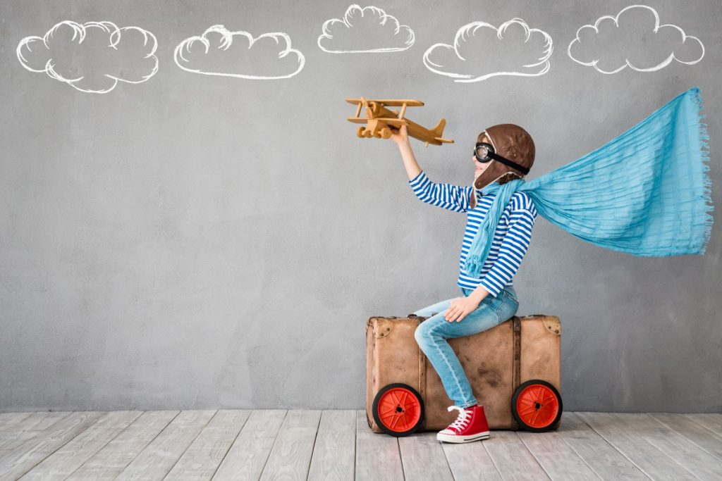 Pretend play to foster social emotional learning