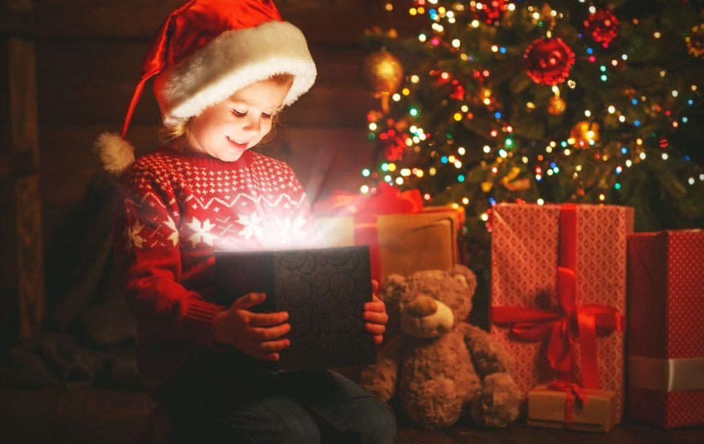 Games for Christmas gift