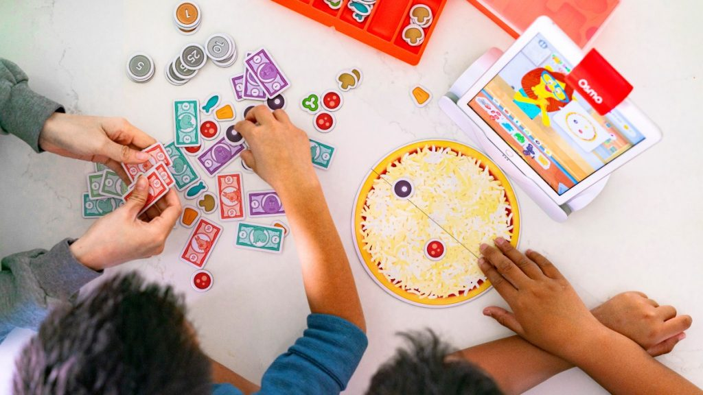Learn executive functioning with Osmo Pizza Co.