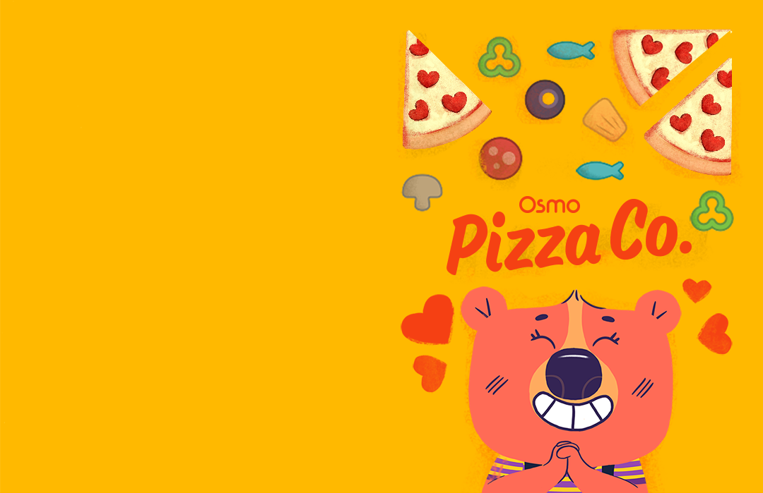 Pizza Co Games @Osmo