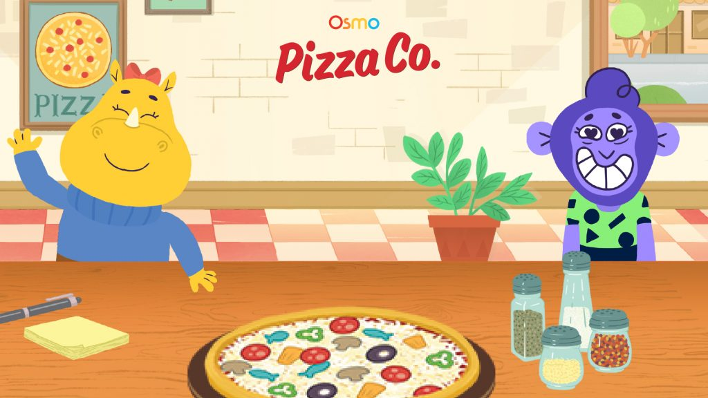 pizza games for kids, learning game
