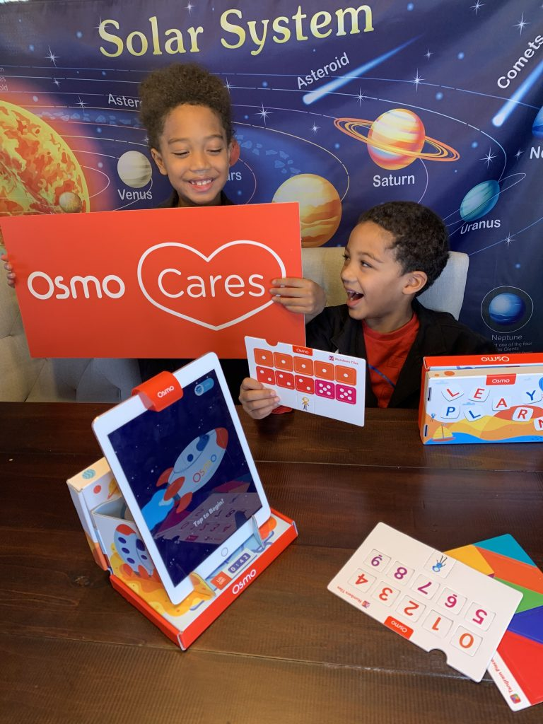 Osmo Cares, Confetti Foundation