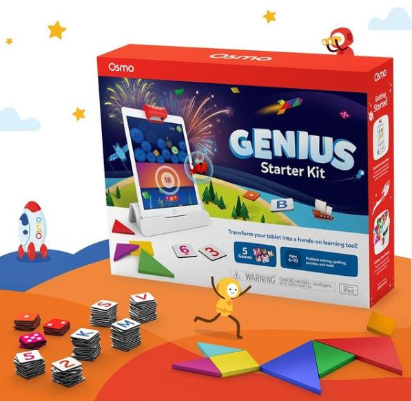 Genius Games for Kids, Educational Learning Games