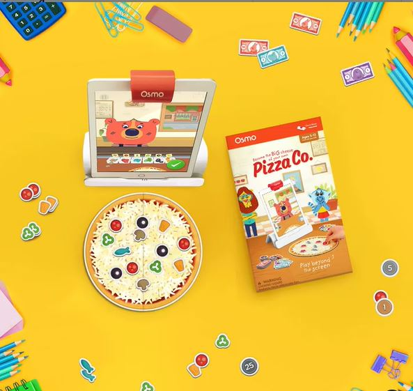 Pizza Games Educational Games, Math Game