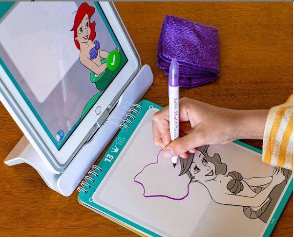 Princess Drawing Games, Educational Games