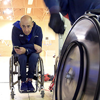 INNOVATION PITCH - Expertise in disability sports