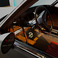Michel de Broin - Shared Propulsion Car