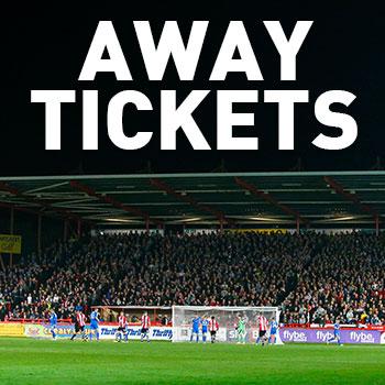 Exeter City Away Fixtures