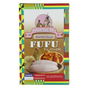 6 Packs of Cocoyam FuFu