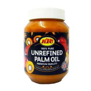 KTC Unrefined Palm Oil